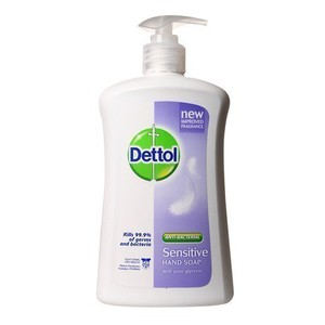 Dettol glycerine sensitive