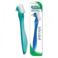 GUM 201 DENTURE BRUSH