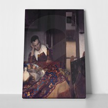 Vermeer young women sleeping3