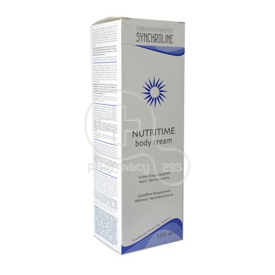 SYNCHROLINE - NUTRITIME BODY CREAM – 150ml