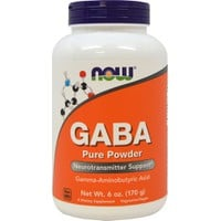 NOW GABA 500mg 100veg caps