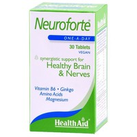 HEALTH AID NEUROFORTE 30VEG.TABL