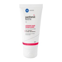 Panthenol Extra Intensive Hand Cream & Mask Kρέμα Μάσκα Χεριών & Νυχιών, 25ml