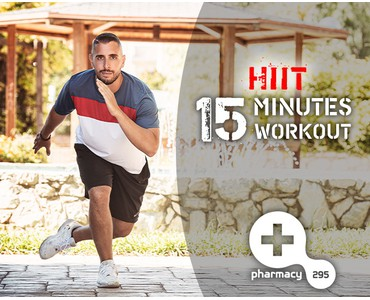 HIΙT: 15 Minutes Outdoor Workout!