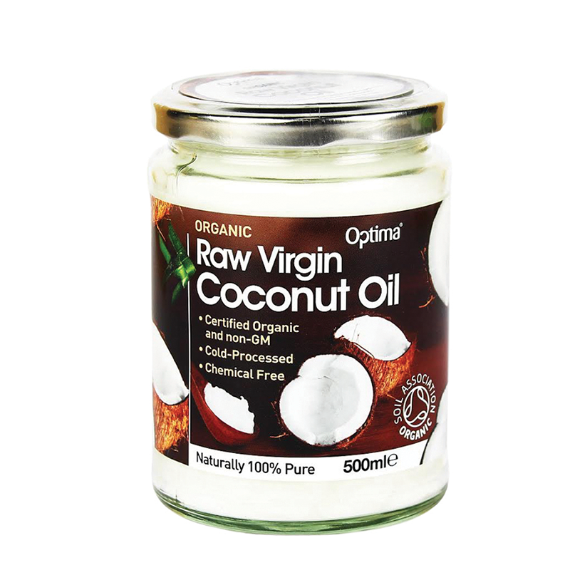 Organic Raw Virgin Coconut Oil 500gr