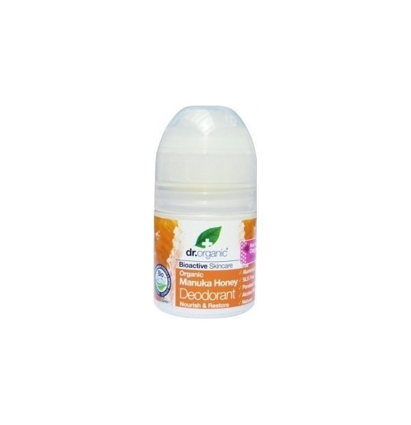 DR. ORGANIC MANUKA HONEY DEODORANT 50ML
