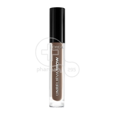 L'OREAL PARIS - UNBELIEVA BROW Gel No104 (Chatain) - 3,4ml