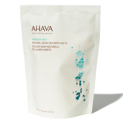 Ahava - Natural 8.5 Oz Dead Sea Bath Salt - 250gr