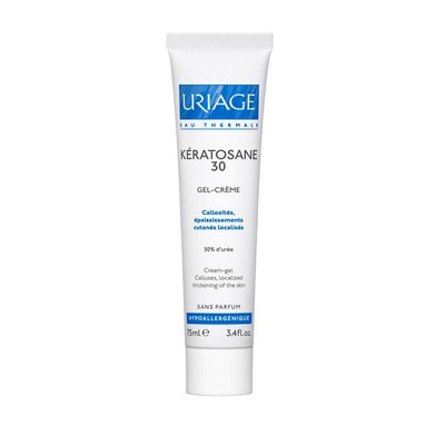 Uriage - Keratosane 30 Gel - Creme - 75ml