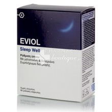 Eviol Sleep Well - Αϋπνία, 60 soft caps