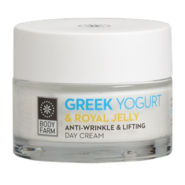 Bodyfarm Greek Yogurt Anti-Wrinkle & Lifting Day Cream - Κρέμα Ημέρας 50ml
