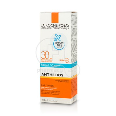 LA ROCHE-POSAY - ANTHELIOS Lait SPF30 - 100ml (Travel size)