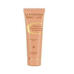 Coverderm Perfect Legs 50ml n.2, (SPF 16)