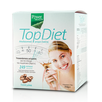 POWER HEALTH - Top Diet Γεύση Μόκα - 10sach.x35gr