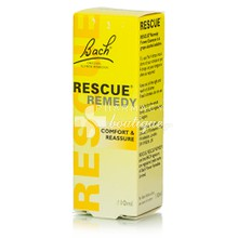 Bach Rescue Remedy Drops - Άγχος, 10ml
