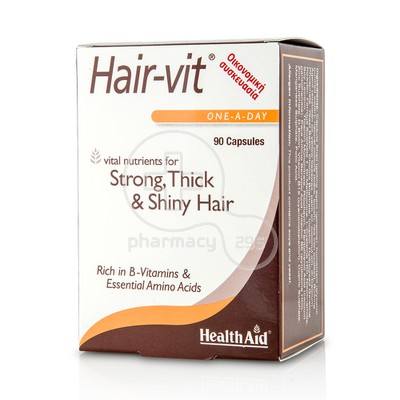 HEALTH AID - Hair-Vit - 90caps