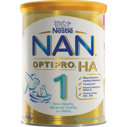 Nestle Nan Optipro HA 1 Βρεφικό Γάλα 400gr
