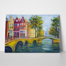 Amsterdam oil painting 2 475767469 a