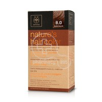 APIVITA - NATURE'S HAIR COLOR N8.0 Ξανθό Ανοιχτό