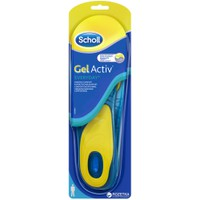 Scholl Ανδρικοί Πάτοι Gel Active Everyday One Size (42-48)