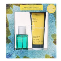 KORRES EDT WOMEN WATER-BAMBOO-FREESIA 50ML (PROMO+BODY MILK 125ML)