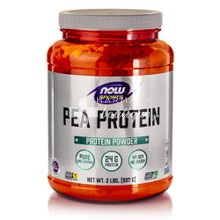 Now Sports PEA PROTEIN (100% Pure) - Vegetarian, 907gr (2 lb)