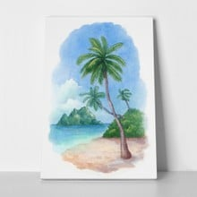 Tropical beach 2 151047830 a