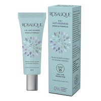 ROSALIQUE 3 IN 1 ANTI-REDNESS MIRACLE FORMULA SPF 50 30ml