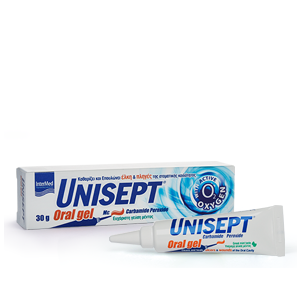 Unisept oral gel gr