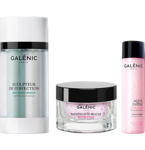 GALENIC SCULP SERUM 30ML PR(+BEAUTE NUIT 15ML+AI LOTION 40ML)