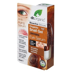 Dr organic snail eye serum 15mll