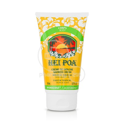 HEI POA - Shower Cream Monoi de Tahiti - 150ml