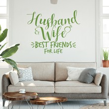 Husband and wife best friends for life web