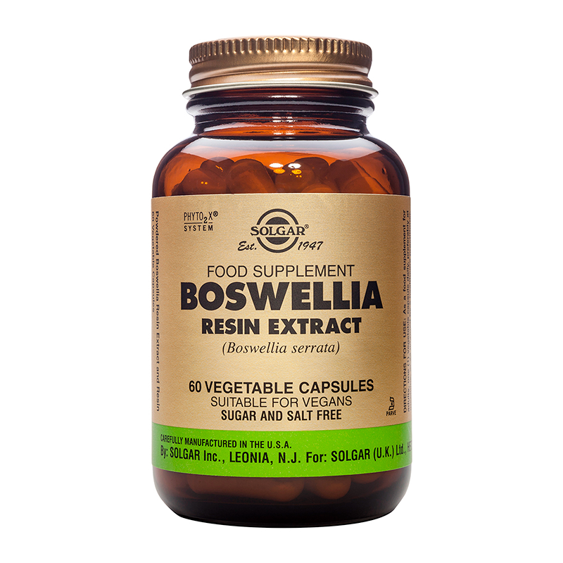 Boswellia Resin Extract veg.caps