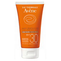 AVENE SUN PROTECTION  FACE CREAM SPF30 (ΜΕ ΧΡΩΜΑ) 50ML