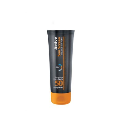 Frezyderm - Active Sun Screen Sensitive Face & Body SPF50 - 150ml