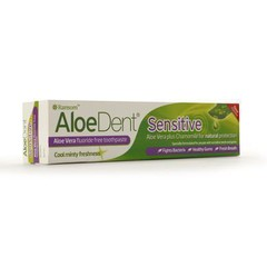 Optima AloeDent Sensitive Toothpaste 100ml  + ΔΩΡΟ Οδοντόβουρτσα