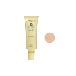 Coverderm Vanish Make Up No 12 SPF15 Αδιάβροχο Make Up 30ml