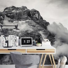 Dolomites alps office