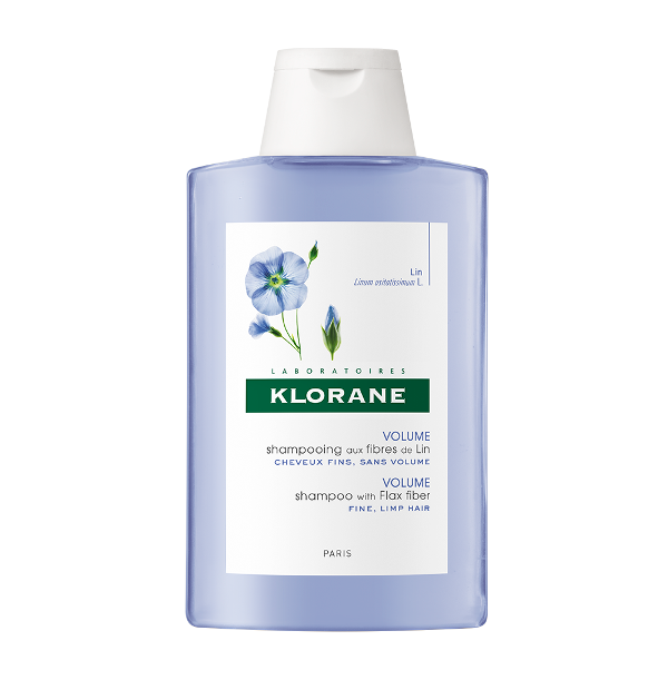 KLORANE HAIR LINUM SHAMPOO 200ML