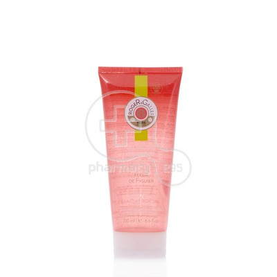 ROGER & GALLET - FLEUR DE FIGUIER Relaxing Shower Gel - 200ml