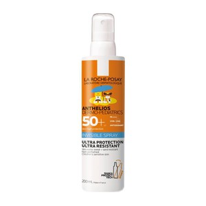LA ROCHE-POSAY Anthelios Dermo-pediatrics Invisible spray Spf50 200ml
