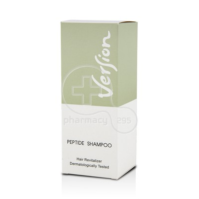 VERSION - Peptide Shampoo Hair Revitalizer - 200ml