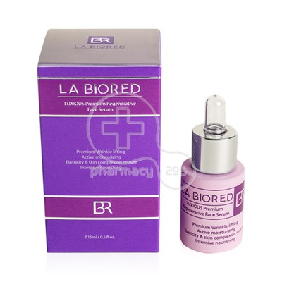 LA BIORED - LUXIOUS Premium Regenerative Face Serum - 15ml