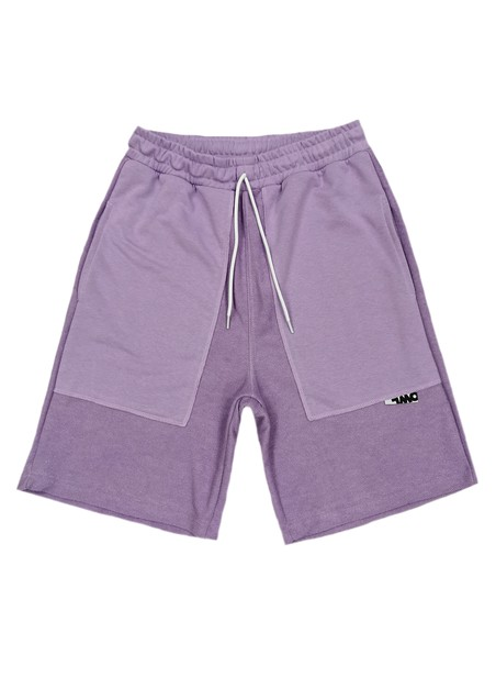 OWL CLOTHES SHORTS INSIDE OUT LAVENDER
