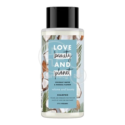 LOVE BEAUTY AND PLANET - COCONUT WATER & MIMOSA FLOWER Shampoo - 400ml