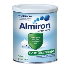 Almiron Post Discharge Βρεφικό Γάλα 400gr