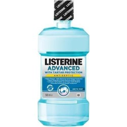 Listerine Advanced Tartar Control Στοματικό ΔΙάλυμα 500ml