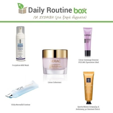 Special box antiageing