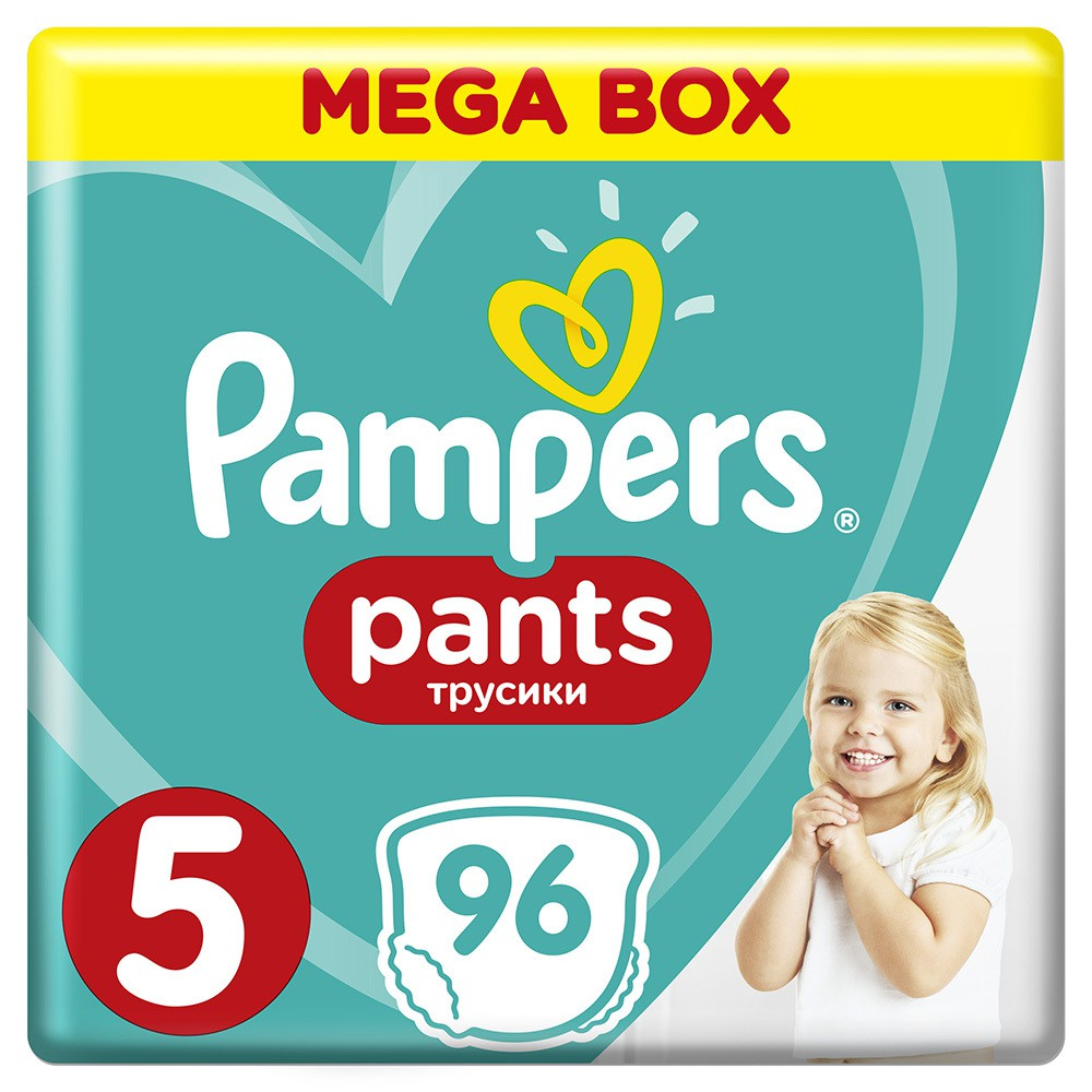 130770 pampers   mega box pants no5  12 18kg junior    96